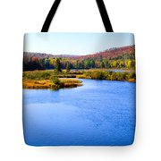 Autumn In The Adirondacks IIi Tote Bag