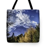 Autumn In The Alps 2 Tote Bag