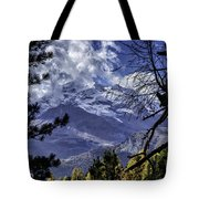 Autumn In The Alps 3 Tote Bag