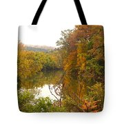 Autumn In The Butternut Valley-five Tote Bag
