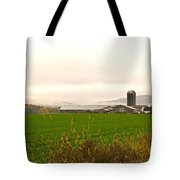 Autumn In The Butternut Valley-seven Tote Bag