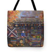 Autumn In The Ozarks Tote Bag