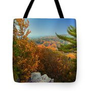 Autumn In The Valley Tote Bag