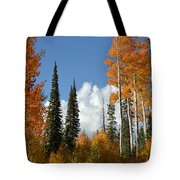 Autumn In Utah Tote Bag