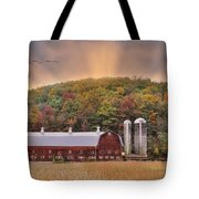Autumn In Wellsboro Tote Bag