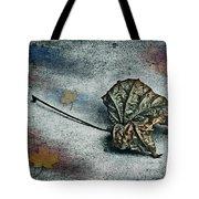 Autumn Is Around The Corner Tote Bag