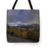 Autumn Journey Tote Bag