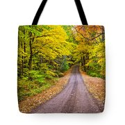 Autumn Journey Tote Bag