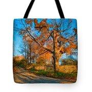 Autumn Lane Mpasto Tote Bag
