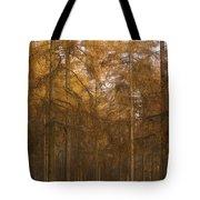 Autumn Larch Tote Bag