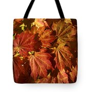 Autumn Leaves 00 Tote Bag