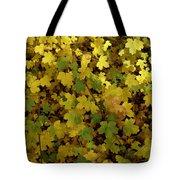 Autumn Leaves 091 Tote Bag