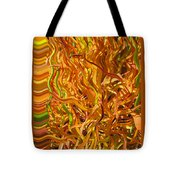 Autumn Leaves 5 - Abstract Photography - Manipulate Images Tote Bag