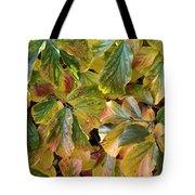 Autumn Leaves 79 Tote Bag