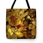Autumn Leaves 94 Tote Bag