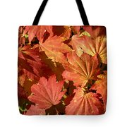 Autumn Leaves 98 Tote Bag