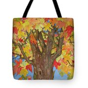 Autumn Leaves 1 Tote Bag