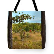 Autumn Look Out Tote Bag