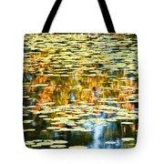 Autumn Marsh Tote Bag