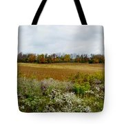 Autumn Meadow Tote Bag