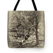 Autumn Mill 2 Antique Tote Bag