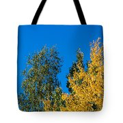 Autumn Mix - Featured 3 Tote Bag