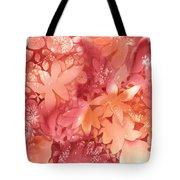 Autumn Monochrome Tote Bag