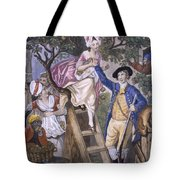 Autumn, Negro Servant, C.1780 Tote Bag