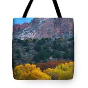 Autumn Of The Gods Tote Bag