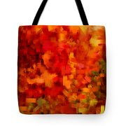 Autumn On My Mind Tote Bag