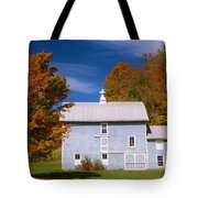 Autumn On The Farm Tote Bag