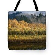 Autumn On The Klamath 4 Tote Bag