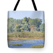 Autumn On The Marsh Tote Bag