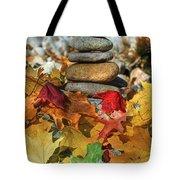 Autumn On The Rocks 2 Tote Bag