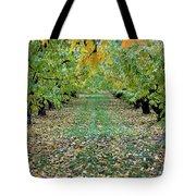 Autumn Orchard Tote Bag