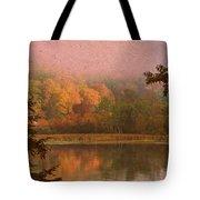 Autumn Paper Tote Bag