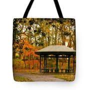 Autumn Paradise Tote Bag