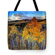 Autumn Pass Tote Bag