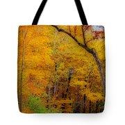 Autumn Peak Colors Tote Bag