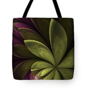 Autumn Plant II Tote Bag