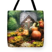 Autumn - Pumpkin - This Years Harvest Was Awesome  Tote Bag