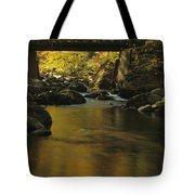 Autumn Reflections In Tennessee Tote Bag