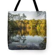 Autumn Retreat Tote Bag