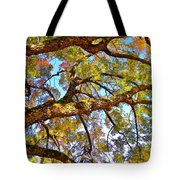 Autumn Revealed Tote Bag
