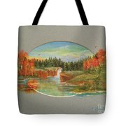 Autumn Reverence Tote Bag