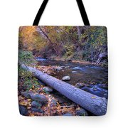 Genil River Tote Bag