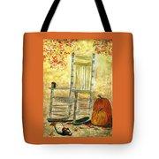 Autumn Rocks Tote Bag