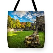 Autumn Ruins Tote Bag