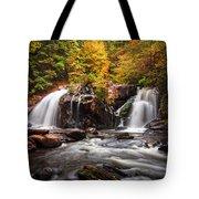 Autumn Rush Tote Bag