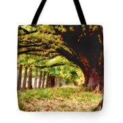 Autumn Shelter Tote Bag